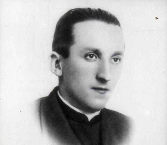 Padre Luis María Andreu, S.J.